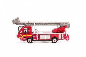 <b>Пожарная машина MYX</b> City Hero 1:87 купить с доставкой в ...