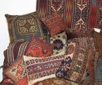 Unique oriental rug pillow related items Etsy
