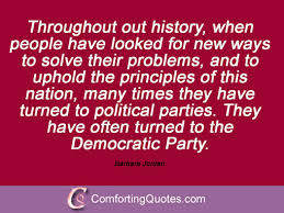 15 Quotes By Barbara Jordan | ComfortingQuotes.com
