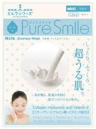 <b>Sun Smile Pure Smile</b> Milk Essence <b>Mask</b> Mk01: Amazon.ca: Health ...