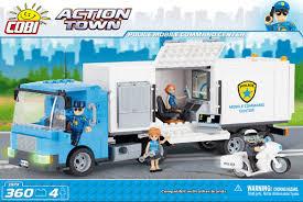 <b>Конструктор COBI Police Mobile</b> Command Center 46103 ...
