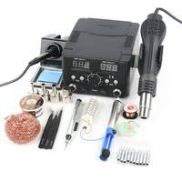 Hot air <b>soldering station</b>