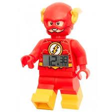 <b>Часы Lego Будильник DC</b> Comics Super Heroes минифигура The ...