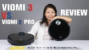Upgraded Xiaomi VlOMI V3 Vacuum Cleaner vs <b>VIOMI V2 Pro</b> ...