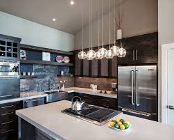 ceiling pertaining kitchen attractive modern lighting