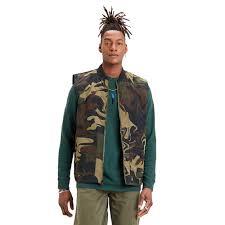 <b>Levi</b>´<b>s</b> ® <b>Hunters</b> Point <b>Reversible</b> Quilted Green, Dressinn