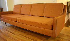 metal furniture legs modern full size of mcm orange fabric couch mid century 4 seats modern brilliant mid century sofa