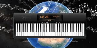 <b>Let it Go</b> (<b>Frozen</b>) | Virtual Piano