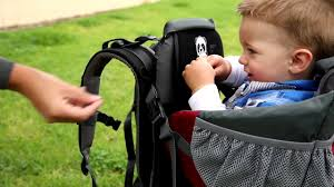 <b>Panda Child Carrier</b> - How to fit - YouTube