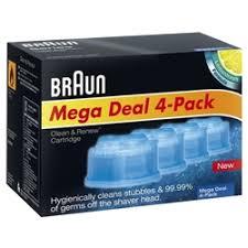 «<b>Картридж для бритв</b> Braun с чистящей жидкостью CCR4 ...