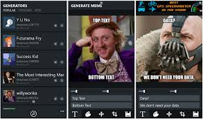Meme Generator Suite – Today's AdDuplex HERO App | Windows Central via Relatably.com