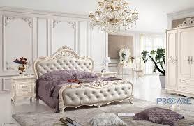 china new design popular solid wood oak wedding bedroom furniture set with bedwardrobenightstanddresser and dressing stool chinese bedroom furniture