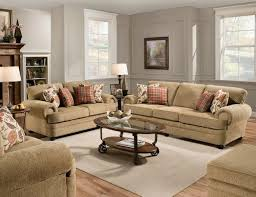 living room mattress:  thunder topaz living room traditional styling with roll arm and coordinating accent pillows