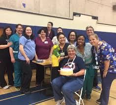 san diego blood bank linkedin our staff surprised mae one of our longtime volunteers during a blood drive at crawford high school today we love our volunteers and we love what we do