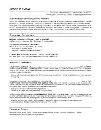 sample resume for nurse  socialsci cosample resume template charge resume nursing student resume template example nurse resume example