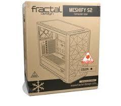 Тест и обзор: <b>Fractal Design</b> Meshify S2 TG Black - эволюция ...