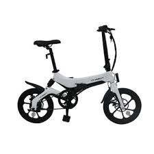 [eu direct] <b>onebot s6</b> 6.4ah 36v 250w <b>16inch</b> folding moped bicycle ...