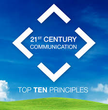 the top principles for communication in the st century