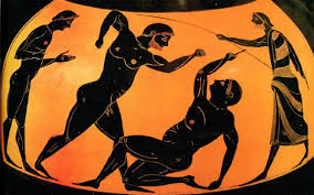 Резултат слика за anticka olimpijada