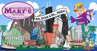 <b>Hamburger</b> Mary's | Eat, Drink, and Be… MARY!