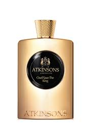 ATKINSONS <b>Oud Save The Queen</b> EDP100ml | Beauty by Kroonen