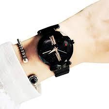 <b>Luxury</b> Water-Resistant Magnetic Strap <b>Starry Sky Watch</b>, DokFin ...