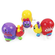 Jual Bluelans Cute <b>Cartoon</b> Animal <b>Snail</b> Wind Up Toys Clockwork ...