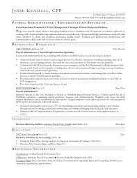 accounting administrator resume examples fund administrator resume