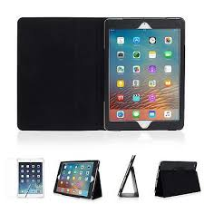 Folio <b>Magnetic PU Leather Smart</b> Cover Stand Case For Apple iPad ...