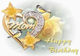Happy Birthday Mom Mother Mum - Excellent Collection Of Birthday ... via Relatably.com