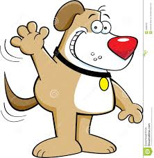 Image result for DOG clipart