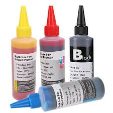 <b>100ml Universal Color</b> Ink Cartridge Refill Kit <b>for</b> HP Canon Brother ...