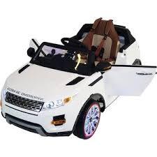<b>Электромобиль Hollicy Range Rover</b> Luxury Red MP4 12V ...