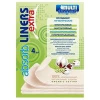 <b>Multi Diapers вкладыши</b> Extra 4 шт. — Подгузники — купить по ...