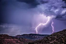 monsoon season essay lightning during the monsoon season in sedona our cool home