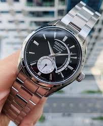 <b>Часы Seiko</b> Presage <b>SSA351J1</b> Automatic 4R57 Power Reserve ...