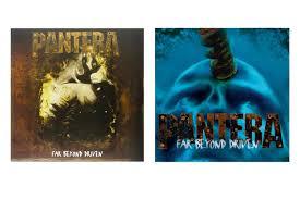 Cover Stories: <b>Pantera</b>, '<b>Far</b> Beyond Driven'