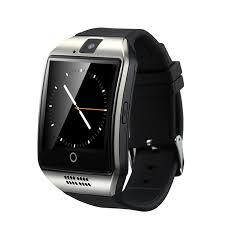 <b>Умные часы ZDK Q18</b>, серый металлик, серебристый — купить в ...