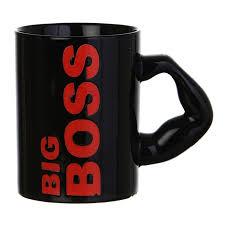 <b>Кружка Lefard Big Boss</b> купить по низкой цене в Москве и других ...