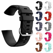 <b>REPLACEMENT</b> BREATHABLE <b>SILICONE</b> WRISTWATCH BAND ...