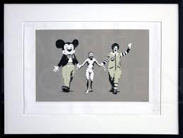 Napalm (<b>Can't Beat That</b> Feeling) signed by | <b>BANKSY</b> | buy art ...