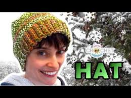 Crochet <b>Hat</b> Tutorial - Easy Perfect Fit Pattern! - YouTube