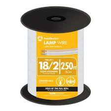 <b>Clear</b> - Lamp Wires - <b>Wire</b> - The Home Depot