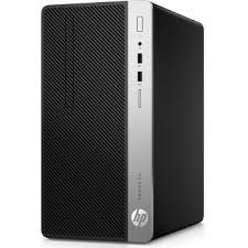 Компьютер <b>HP ProDesk 400</b> G5 MT (4CZ28EA)