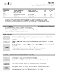 fresher resume samples template fresher resume samples