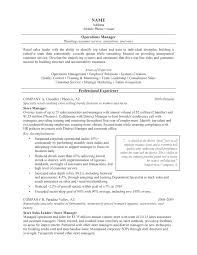 it infrastructure operations manager resume cipanewsletter resume it operations manager resume