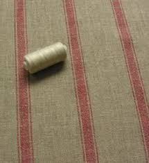 linen stripe nordic angus peony linen curtain upholstery fabric natural fabric tinsmiths brown fabric lighting