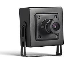 Indoor <b>Mini POE IP Camera</b> Security Surveillance - Revotech® - H ...