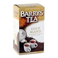 Barrys <b>Gold Blend Loose</b> Tea 250g Pack of 6 - Dreckeriachan