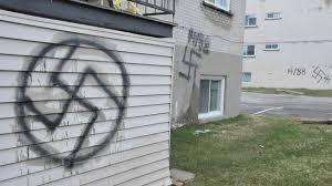 """Résultat de recherche d'images pour """"graffiti croix gammée"""""""